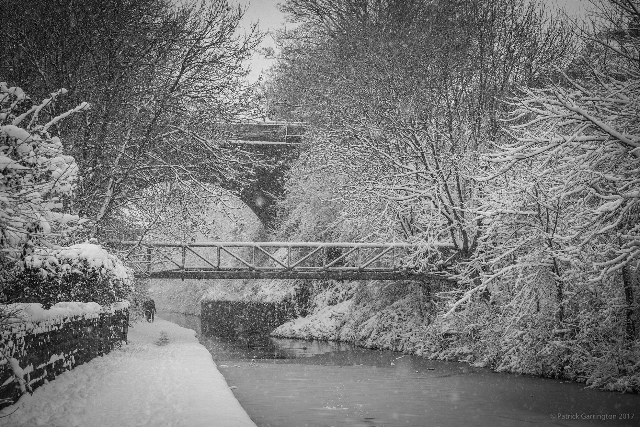 Winter Canal